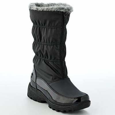 totes winter boots fashion