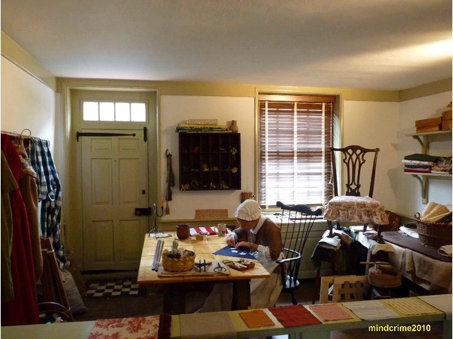 Betsy Ross House Tour