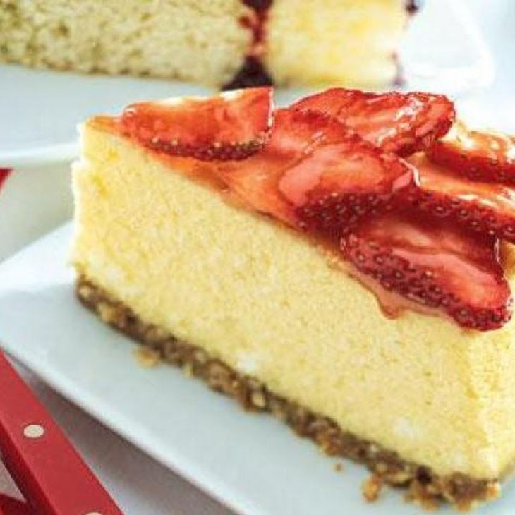 Strawberry-Coconut Cheesecake | Yummy Recipes | Pinterest