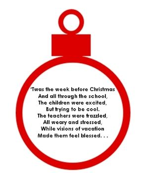 Twas the Week Before Christmas Clipart   All about and for Kids   Pi ...