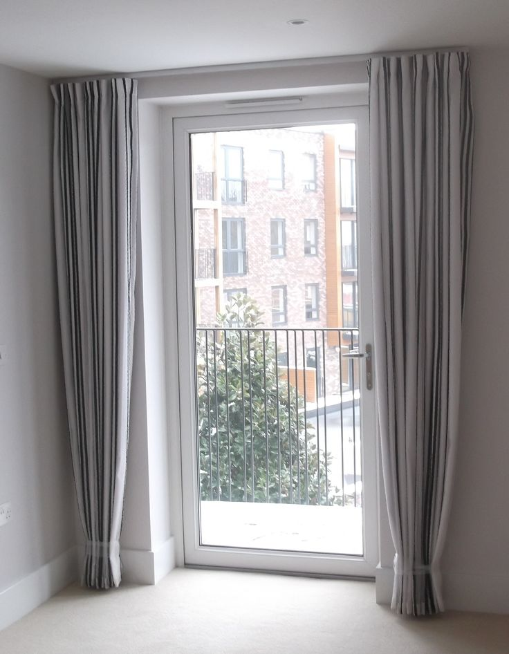 Floor to ceiling curtains master bedroom pinterest