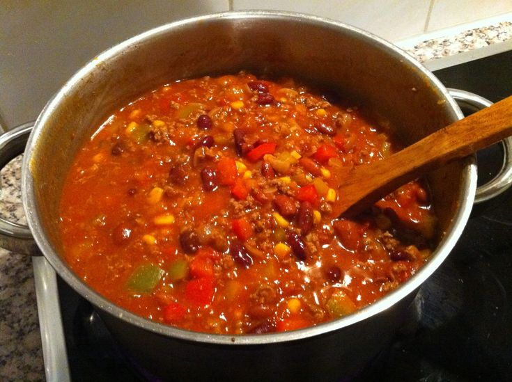 How to Make Chili Con Carne (Chili With Meat) | Recipe