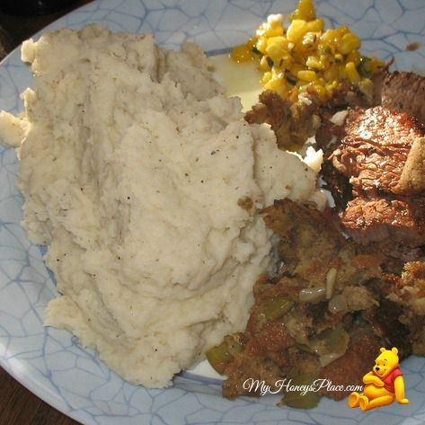 The Best Mashed Potatoes | Sides | Pinterest