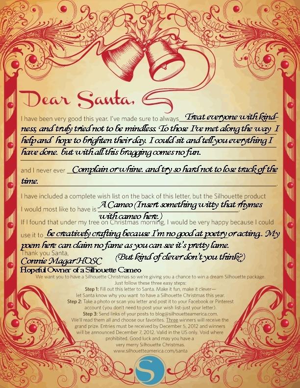 Letter to Santa | Christmas | Pinterest
