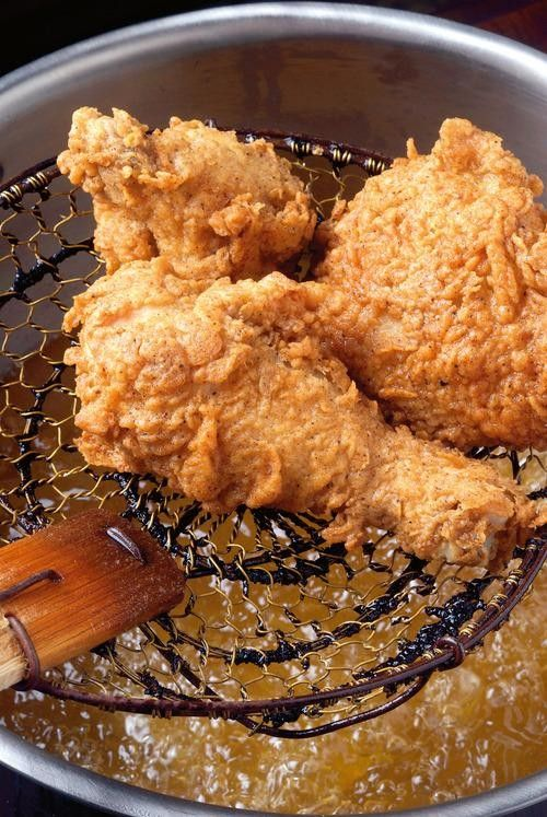 Buttermilk Fried Chicken Recipe — Dishmaps