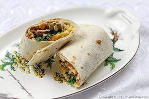 Chipotle Chicken Burrito Recipe | Another Helping, Please! | Pinterest