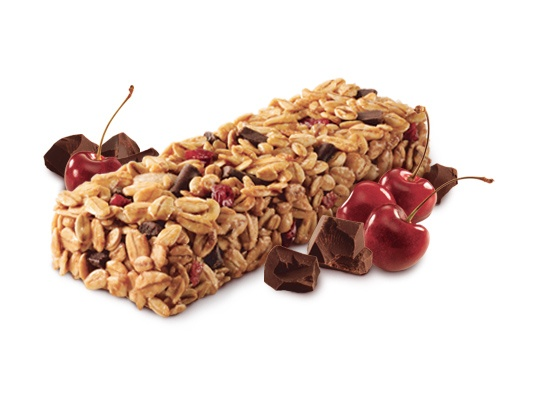 Quaker Chewy 90 Calorie Granola Bars - Dark Chocolate Cherry 2 points ...