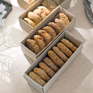 Triple Ginger Cookies Recipe - Country Living. great with hot ...