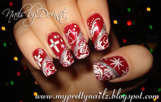 My Pretty Nailz: BM04 | Bundle Monster Nail Art | Pinterest