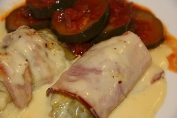 Belgian Endive and Ham Casserole: This is one of my favourite ...