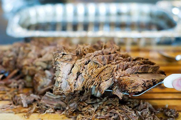 Pork Sandwiches with Cilantro-Jalapeno Slaw   Recipe