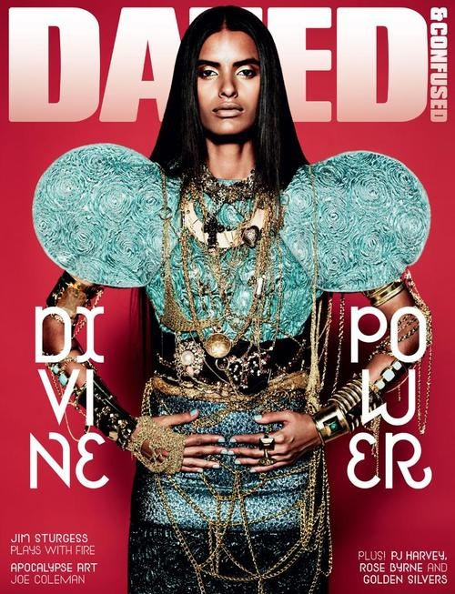 Dazed and Confused | CREATIVE MAGAZINE COVERS