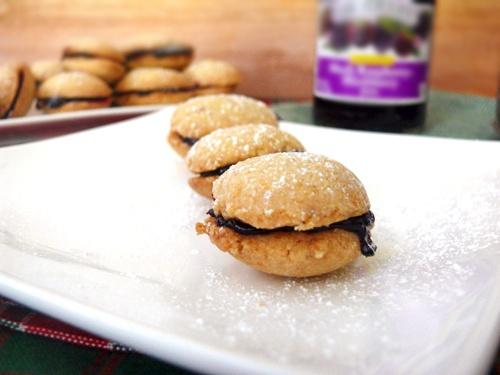 Lusikkaleivat (Finnish Spoon Cookies) @Ruth Claytor