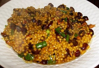 Curried Couscous with Cranberries | Food | Pinterest
