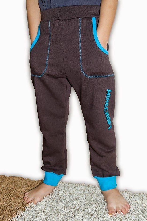 Сшить спортивные штаны мальчику