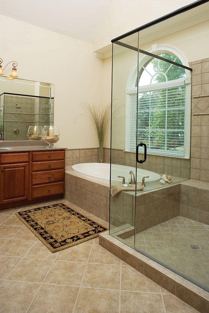 Bathtub And Shower Bathroom Pinterest