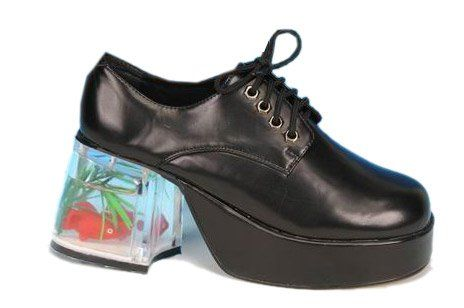 Pin by victoria vackar on cool pinterest for Fish tank shoes