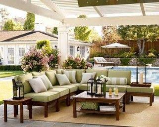 Terraza albercas y terrazas pinterest for Arreglar un jardin con poco dinero