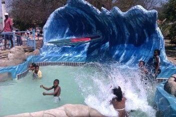 companies african island beach resort