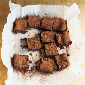 Chocolate chunk brownies delicious, revista inglesa con todo tipo de ...