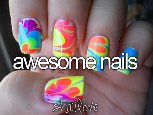awesome nails | Tumblr