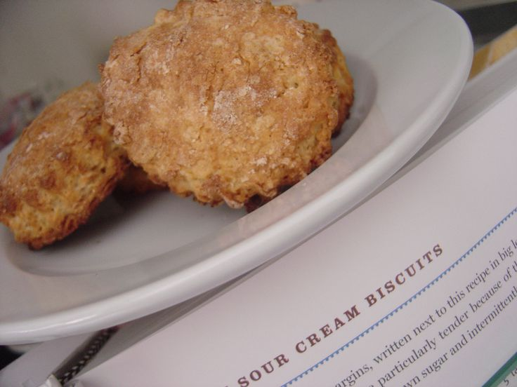 Pecan Sour Cream Biscuits   BREADS   Pinterest