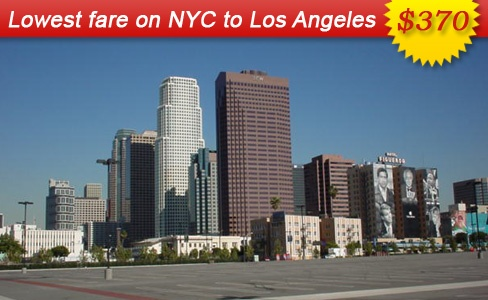 To and from los angeles book cheap flights tickets to los angeles