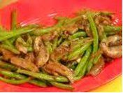 Recipe for Green Beans Braised with Shitake Mushrooms ----- *Coach ...