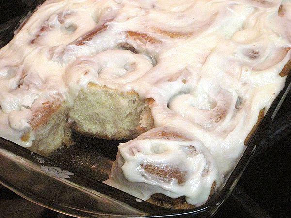 Perfect cinnamon rolls | Tasty! | Pinterest