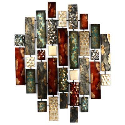Wall Decals Kirklands Metallic Bricks Wall Art Kirklands For The Beholder Pinterest
