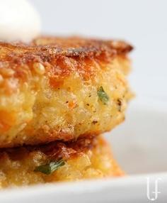 Quinoa Burger~ 3 points plus per serving ~ delicious! I recommend ...