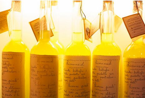 Homemade limoncello | DIY Projects To Do | Pinterest