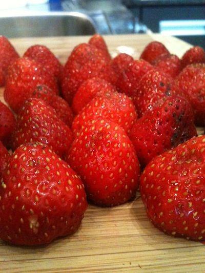 Strawberry Balsamic Jam | CommunityFoodist | Pinterest