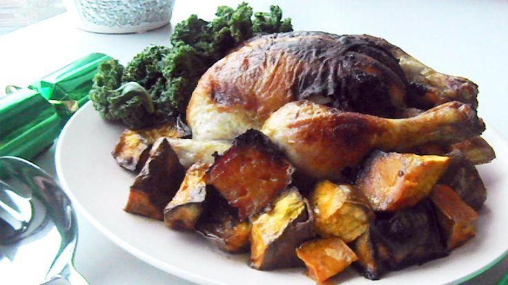 Miso Roast Chicken 味噌のローストチキン | Edible ...