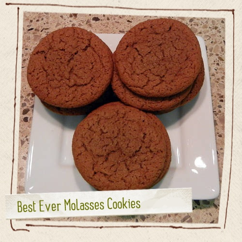 Molasses Biscuits Recipe — Dishmaps