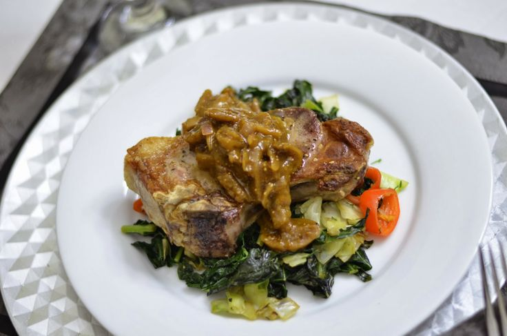 Pork Chops With 'Magic Dust Recipes — Dishmaps