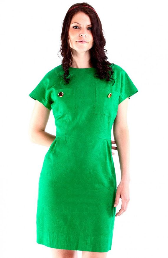 Little green dress support small businesses pin exchange