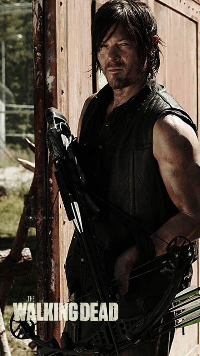 Daryl Walking Dead iPhone Wallpaper   The Walking Dead ...