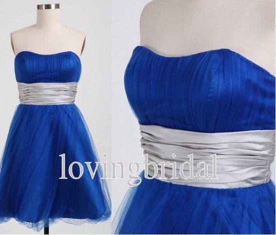royal blue evening dresses uk