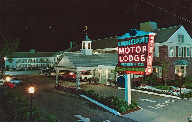 Pin By Bryan Flood On Classic Vintage Motels And Hotels