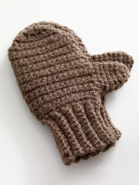 Crochet Mittens : Crochet mittens! crochet/ knitting Pinterest