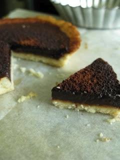Dolce-incanto: Warm Mocha Tart | Yummy Yum | Pinterest