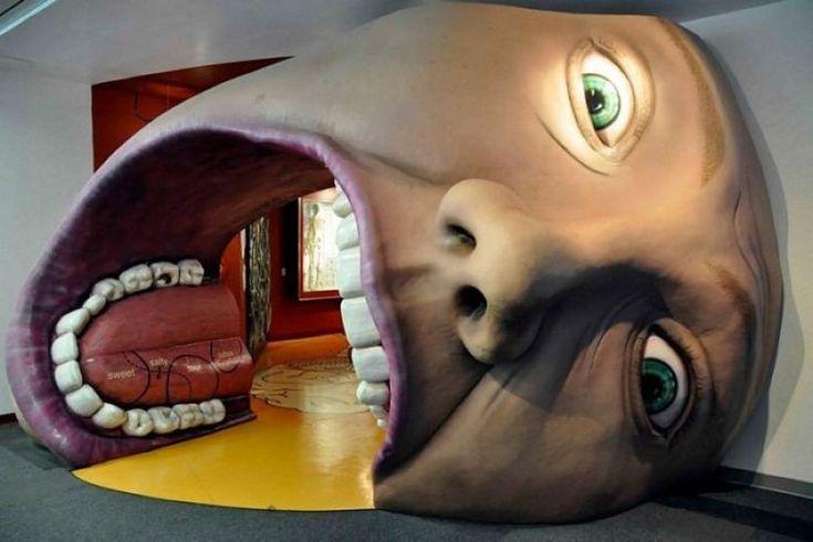 Diseños de interiores extremos