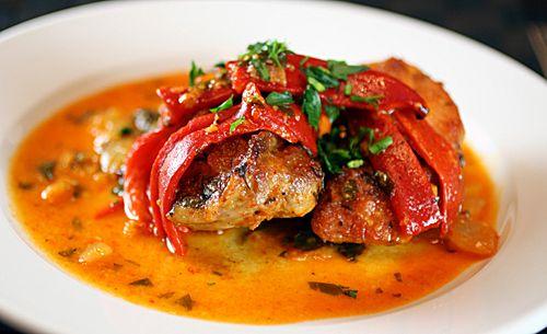 Spanish Baked Chicken Recipes — Dishmaps