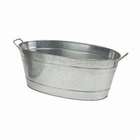 galvanized steel tubs for my container garden