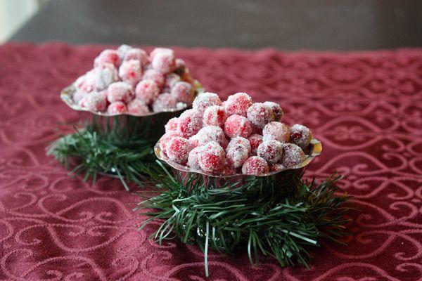 Sparkling Cranberries | Recipe