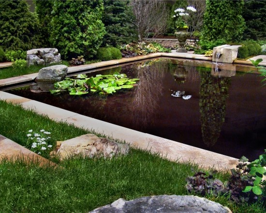 formal koi pond design koi pond dreams pinterest