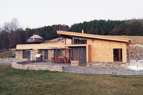 Earthship Homes on Pinterest