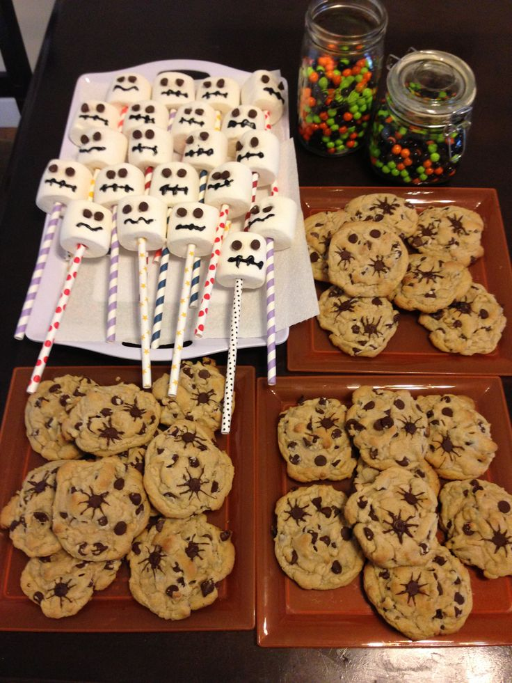 homemade halloween party food ideas