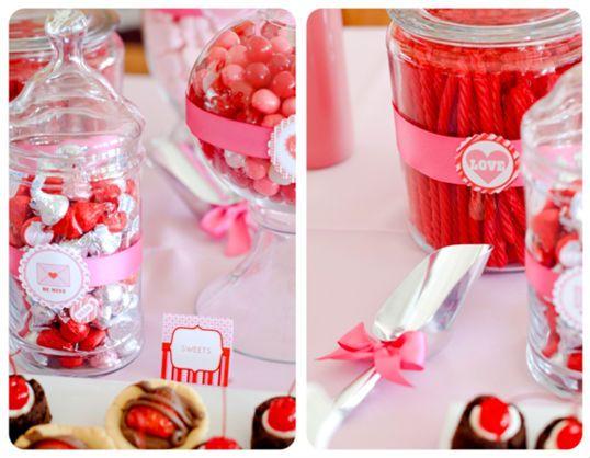 valentine day craft party